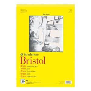 Strathmore: Bristol Smooth Surface, A3, 20/Pkg