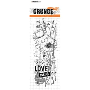 Studio Light Stamp - Grunge Collection 3.0 404