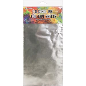 Tim Holtz: Alcohol Ink Foil Tape Sheets, 6x12 inch