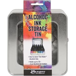 Tim Holtz: Alcohol Ink Storage Tin