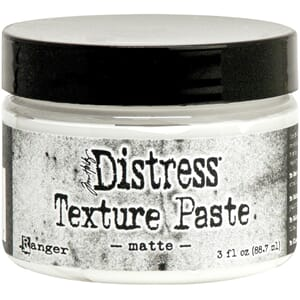Tim Holtz: Matte Distress Texture Paste, 3oz