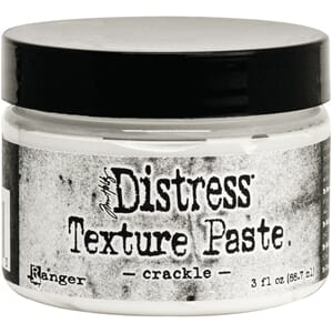 Tim Holtz: Crackle Distress Texture Paste, 3oz