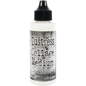 Tim Holtz: Distress Collage Medium, 2oz