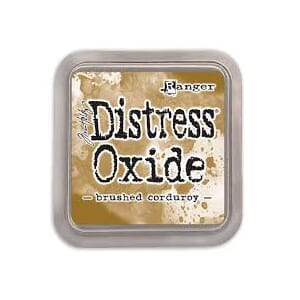 Tim Holtz: Brushed Corduroy -Distress Oxides Ink Pad