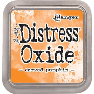 Tim Holtz: Carved Pumpkin -Distress Oxides Ink Pad