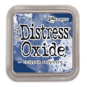 Tim Holtz: Chipped Sapphire -Distress Oxides Ink Pad