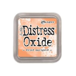 Tim Holtz: Dried Marigold -Distress Oxides Ink Pad