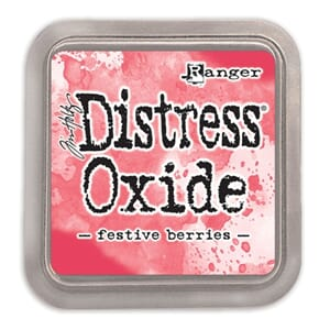 Tim Holtz: Festive Berries -Distress Oxides Ink Pad