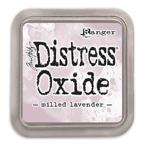 Tim Holtz: Milled Lavender -Distress Oxides Ink Pad