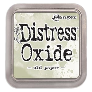 Tim Holtz: Old Paper -Distress Oxides Ink Pad
