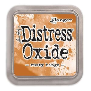 Tim Holtz: Rusty Hinge -Distress Oxides Ink Pad