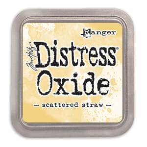 Tim Holtz: Scattered Straw -Distress Oxides Ink Pad