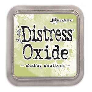 Tim Holtz: Shabby Shutters -Distress Oxides Ink Pad