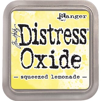 Tim Holtz: Squeezed Lemonade -Distress Oxides Ink Pad