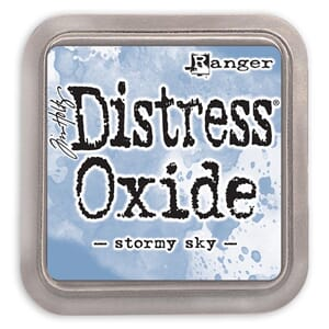 Tim Holtz: Stormy Sky -Distress Oxides Ink Pad