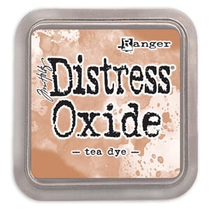 Tim Holtz: Tea Dye -Distress Oxides Ink Pad
