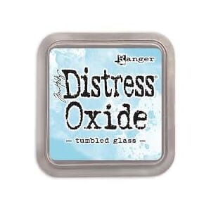 Tim Holtz: Tumbled Glass -Distress Oxides Ink Pad