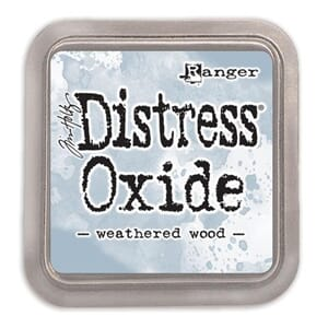 Tim Holtz: Weathered Wood -Distress Oxides Ink Pad