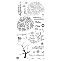 Technique Tree-Mendous - Tuesday: Clear Stamps