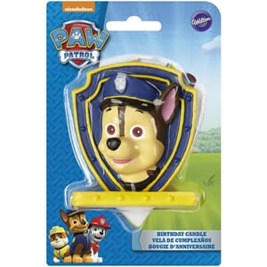 Wilton: Paw Patrol Birthday Candle