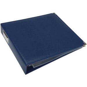 We R - Cobolt Classic Leather D-Ring Album, 12x12