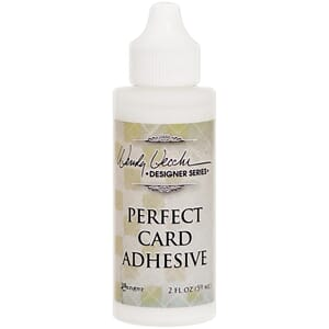 Wendy Vecchi: Fine Tip Appl. - Perfect Card Adhesive, 2oz