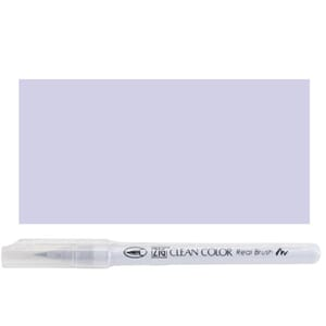 Kuretake ZIG: Pale Violet Clean Color Real Brush Marker